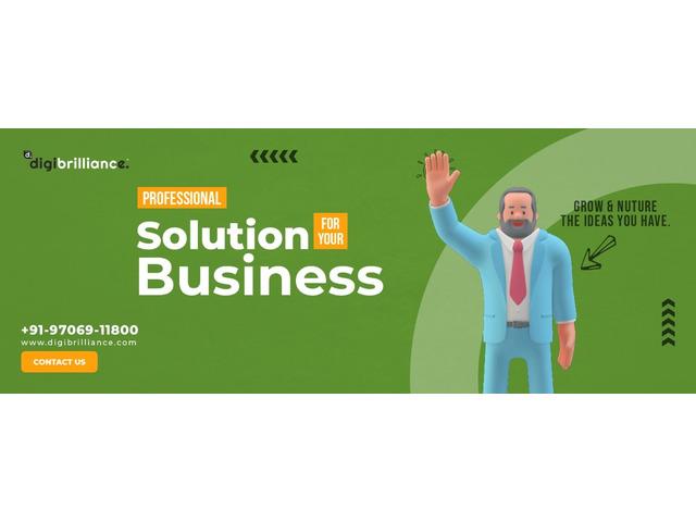 Best Digital Marketing Agency in Guwahati - DigiBrilliance - 2/2