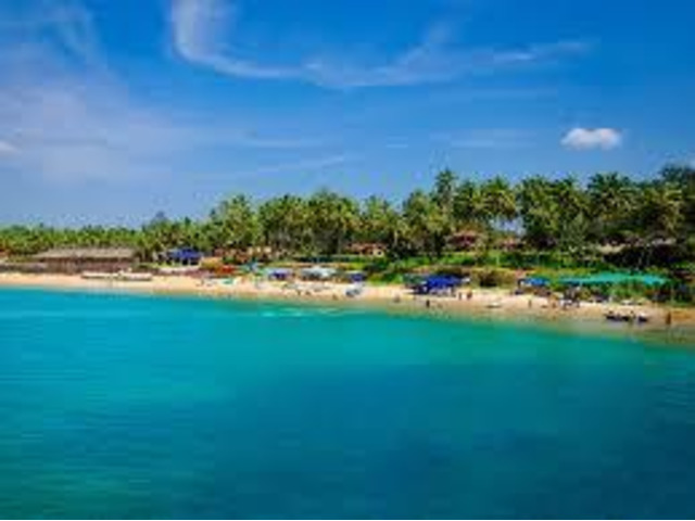 Goa Honeymoon Tour Package - 1/1