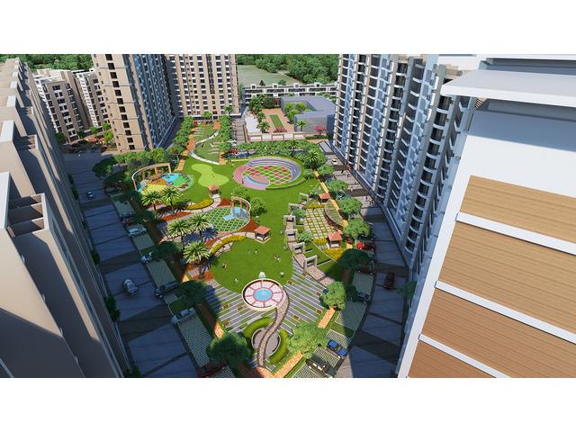 Buy 2 BHK Flats At SBP Housing Park Near Zirakpur - 2/4