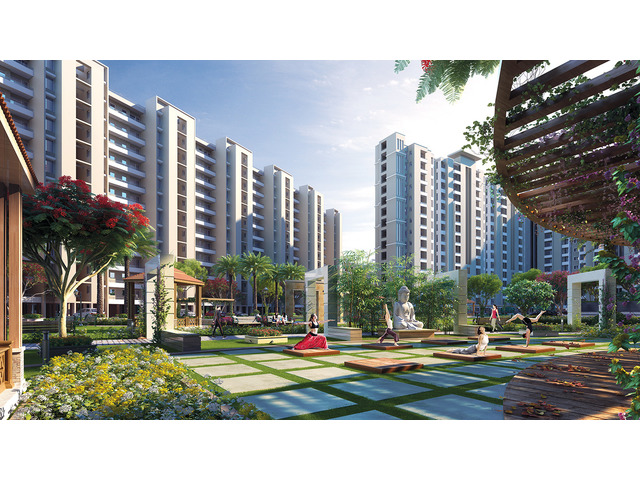 Buy 2 BHK Flats At SBP Housing Park Near Zirakpur - 3/4