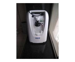 Eloxy Oxygen Concentrator Machie - 5 Liter Capacity - Image 1/2