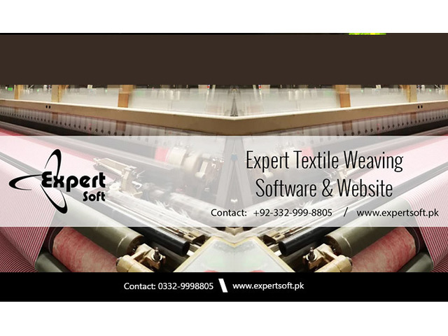 Textile Weaving Software   ERP Accounting Website - Expert Soft - 1/1