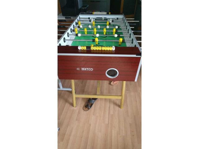 """BOOT BOY 48"""" Foosball Table, - 1/1"""