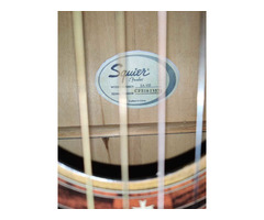 Squier by fender guitar - Image 3/10