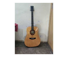 Squier by fender guitar - Image 6/10