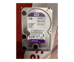 WD Purple Surveillance HDD ( 2 TB ) - Image 6/6