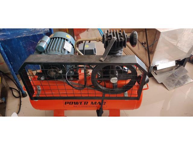 Fully Automatic Roti machine - 9/10