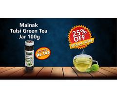Order Tea Online – GREEN TEA,TULSI GREEN TEA,SLIM TEA,HERBAL MASALA TEA,TULSI TEA,CTC TEA - Image 1/6