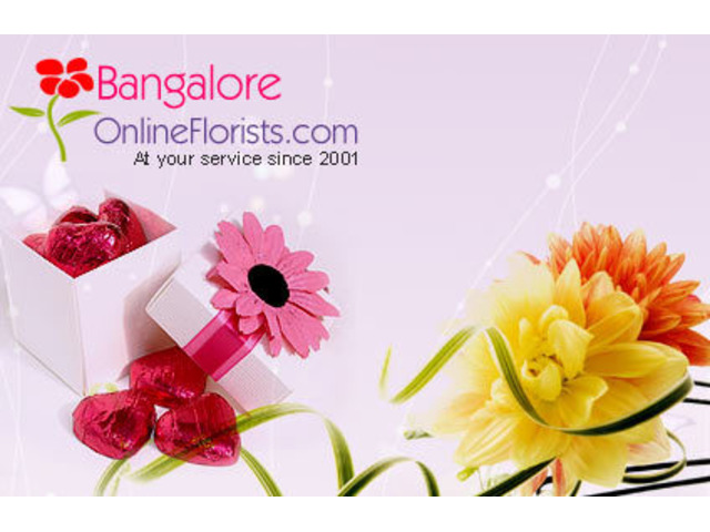 Send the Best Valentine's Day Gifts to Bangalore at Low Cost- Free Same Day Delivery - 1/6