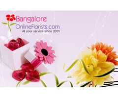 Send the Best Valentine's Day Gifts to Bangalore at Low Cost- Free Same Day Delivery - Image 1/6