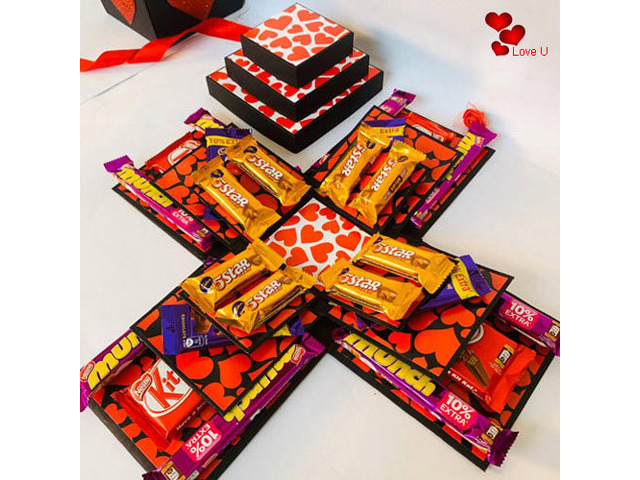 Send the Best Valentine's Day Gifts to Bangalore at Low Cost- Free Same Day Delivery - 2/6