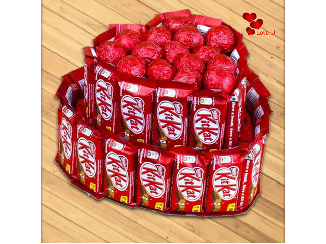 Send the Best Valentine's Day Gifts to Bangalore at Low Cost- Free Same Day Delivery - 3/6