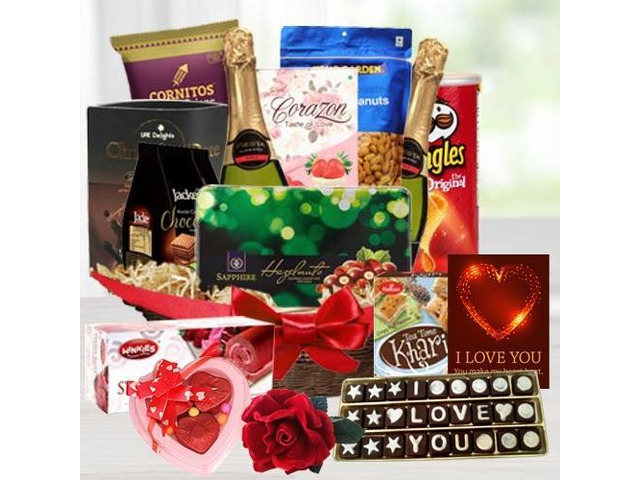 Send the Best Valentine's Day Gifts to Bangalore at Low Cost- Free Same Day Delivery - 6/6