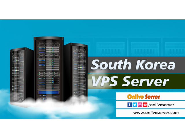 Update Your business with South Korea VPS Hosting by Onlive Server - 1/1
