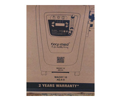 Oxygen concentrator barely used - Image 1/5