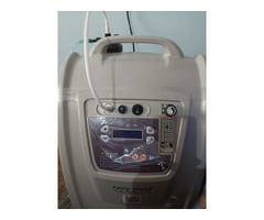 Oxygen concentrator barely used - Image 4/5