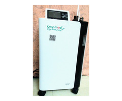 Oxy-Med ( Model: MAOXY 05) 5Lpm oxygen concentrator for sale - Image 2/3