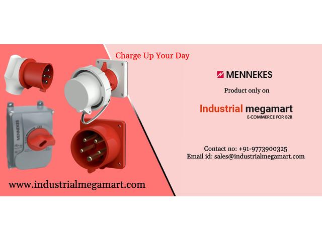 Mennekes electrical plugs & sockets solution +91-9773900325 - 1/1