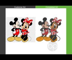 Professional Machine Embroidery Digitizing Service - Image 4/6