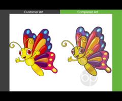 Professional Machine Embroidery Digitizing Service - Image 6/6