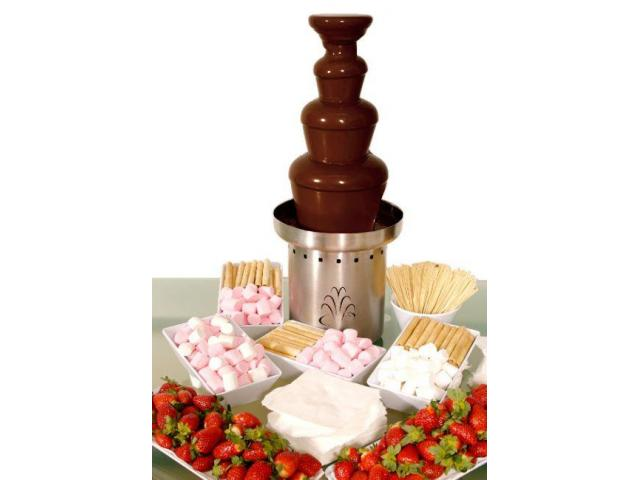 Rental - Rent Chocolate Fountains Mohali Call Amy Event - 1/1