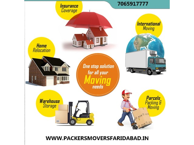 packers and movers in faridabad,movers and packers faridabad - 1/1