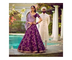 Buy the Latest Bridal lehengas  @vadhucreations.com - Image 4/4